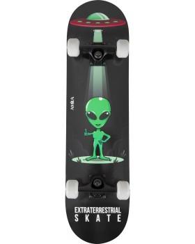 Τροχοσανίδα Skateboard AMILA Skatebomb Extraterrestrial