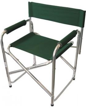 Summer Club Καρέκλα Σκηνοθέτη Αλουμινίου Πράσινη