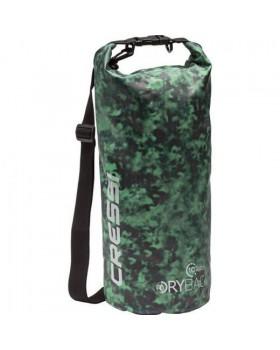 Cressi Στεγανή Τσάντα Hunter Green 10L
