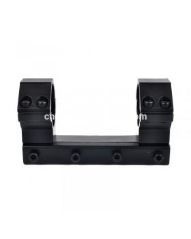 Βάση Μονοκόμματη Dovetail 11mm Δαχτυλίδια 25/30mm LT130