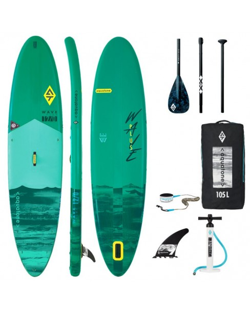 "SUP WAVE 12'0"" ALL – ROUND (AQUATONE)"