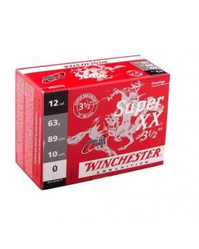 WINCHESTER SUPER-XX 12/89 63gr (No 0/3,9mm)