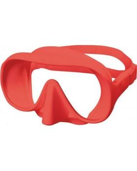 Μάσκα Κατάδυσης XDive GOA Κόκκινο