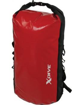 XDive Σάκος Στεγανός Carrier 45lt Κόκκινος