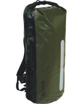 XDive Σάκος Στεγανός Carrier 70L - Πράσινο- Μαύρο