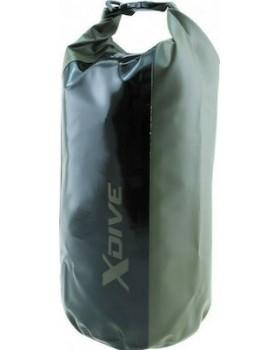 Σάκος Στεγανός XDive Tube 65lt Μαύρο - Χακί
