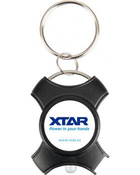 XTAR Φακός Μπρελόκ Επαναφορτιζόμενος Led X-craft