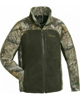 Ζακέτα Fleece Pinewood Oviken Xtra Hunt Green 8761-962