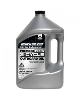 QuickSilver Λάδια  Δίχρονής Μηχανής Premium Plus 10ltr