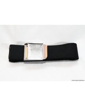 Ζώνη Ιμάντας Black Inox 3mm