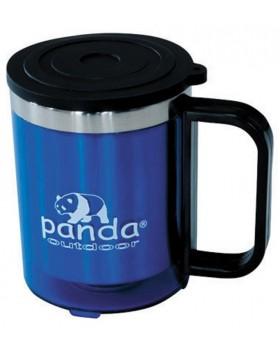 Panda-Κύπελλο Ανοξείδωτο 240ml Με Καπάκι