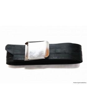 Ζώνη Ελαστική Black Inox 3mm