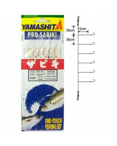 Yamashita Τσαπαρί  WAFS-600