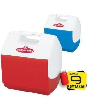 Igloo Playmate Pal 41202 Φορητό Ψυγείο Κόκκινο 6lt
