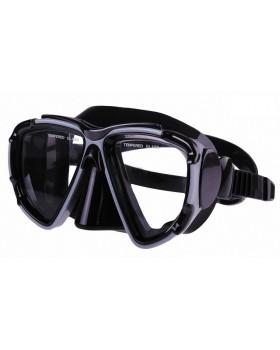 Μάσκα Κατάδυσης XDIVE LEON BK SILVER