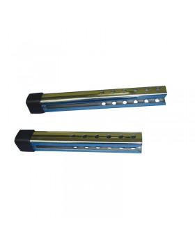 Κλειδαριά εξωλέμβιας μηχανής, L: 235mm, Inox 316