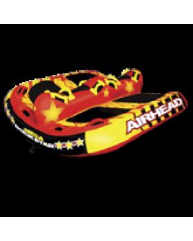 Airhead Πλάκα 6 Ατόμων Rock Star