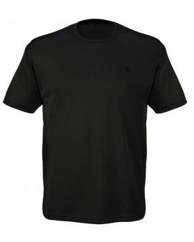 T-TECH HONEYCOME SHORT SLV T-SHIRT BLACK