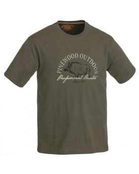 T-Sirt Piwood Wild Boar 5422