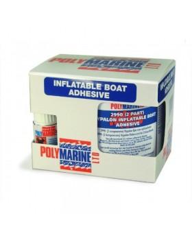 Polymarine 2990 Neoprene - Hypalon Fabric Adhesive - 2 συστατικών 250ml.