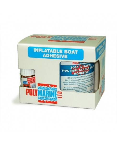 Polymarine 3026 PVC Fabric Adhesive - 2 συστατικών 250ml.