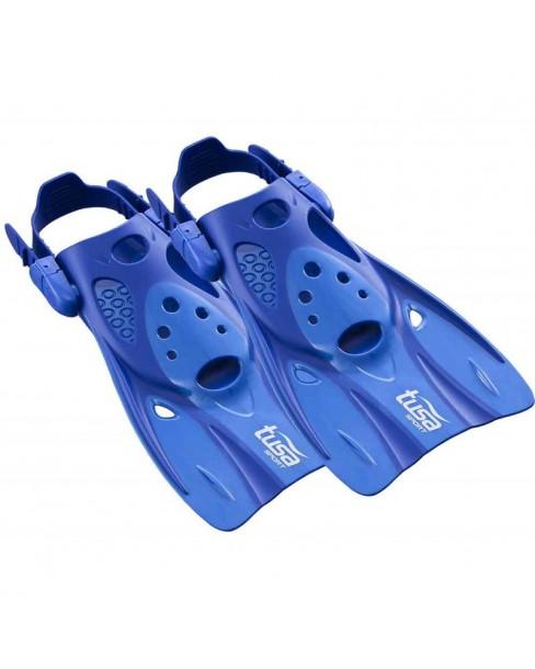 Snorkel Fin Tusa Blue