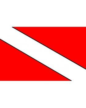 Καταδυτική Σημαία Μεγάλη