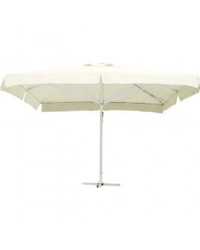 Ομπρέλα 4x4m Λευκή