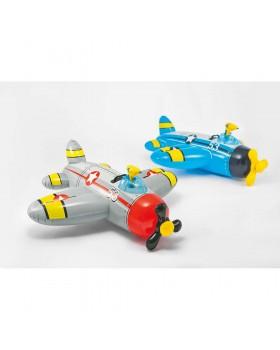 Water Gun Plane Ride-Ons