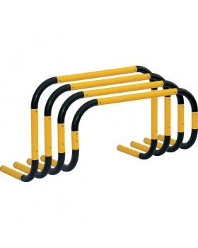 Εμπόδια για ακαδημίες με αυτόματη επαναφορά (1 τμχ.), 60x50cm