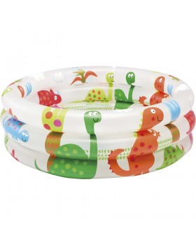 Dinosaur 3-ring Baby Pool