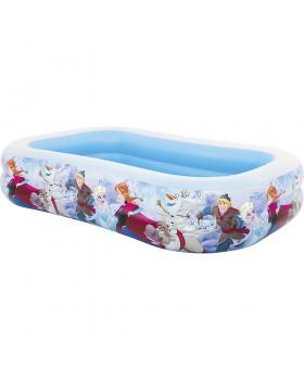 Frozen Swim Center Pool