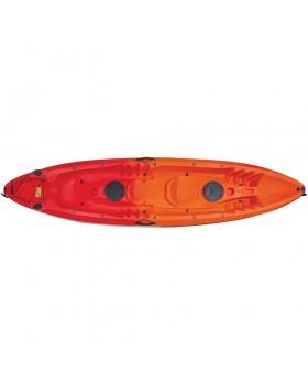 Oceanus (πορτοκαλί/κόκκινο)