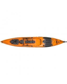 Dace pro angler 14ft (πορτοκαλί/μαύρο)