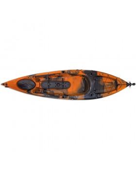 Dace pro angler 10ft (πορτοκαλί/μαύρο)