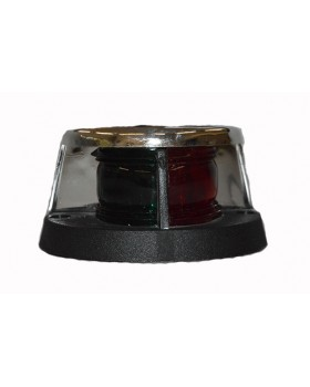 ΦΑΝΟΣ ΔΙΧΡΩΜ. ΠΡΣ-ΚΟΚ 12V-5WL10xW8cm ΧΡ. LED