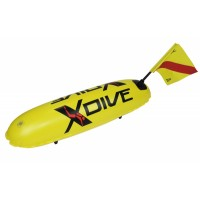 XDive-Σημαδούρα Απλή Pvc Κίτρινη ΠΛΩΤΗΡΕΣ ΣΗΜΑΝΣΗΣ