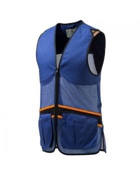Σκοπευτικό Full Mesh Shooting Vest Blue