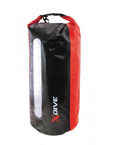 XDive Tube Σάκος Στεγανός Κόκκινος 30lt