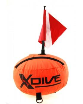 Σημαδούρα XDive PVC με κάλυμμα nylon