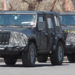 Αποκαλύπτεται το νέο Jeep Wrangler