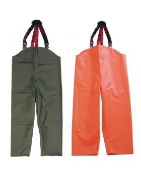 Παντελόνι επαγγελματία ψαρά-Xlarge-πρασ