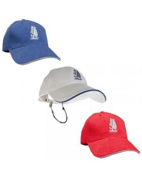 Καπέλο `Τζόκεϊ` μπλε