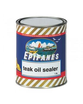 Λάδι Epifanes, για ξύλινες επιφάνειες Teak, 1lt