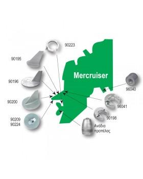 Ανόδιο σε σχήμα πτερυγίου, για Mercury-Mercruiser, 0,36kg