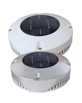 Αεραγωγός, ηλιακός, Διαμ. 20cm, inox