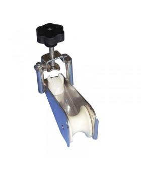 Ράουλο άγκυρας με στοπ, Inox 316, 240 x 100mm
