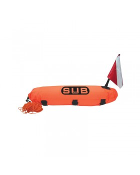 Σημαδούρα δύτη μακρόστενη Ενισχυμένη, ``Safe Dive`` με 20M σχοινί