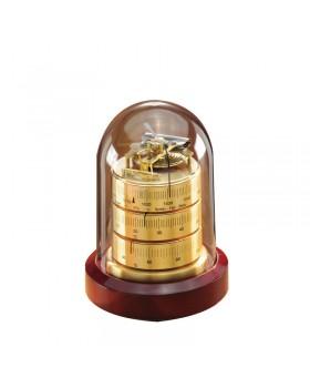Βαρόμετρο, θερμόμετρο & υγρόμετρο, διάμ. 70mm