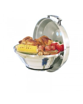 Barbecue υγραερίου, ``Marine Kettle``, ανοξείδωτo